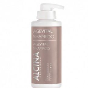 Alcina Agevital Šampūnas brandiems dažytiems plaukams 500ml