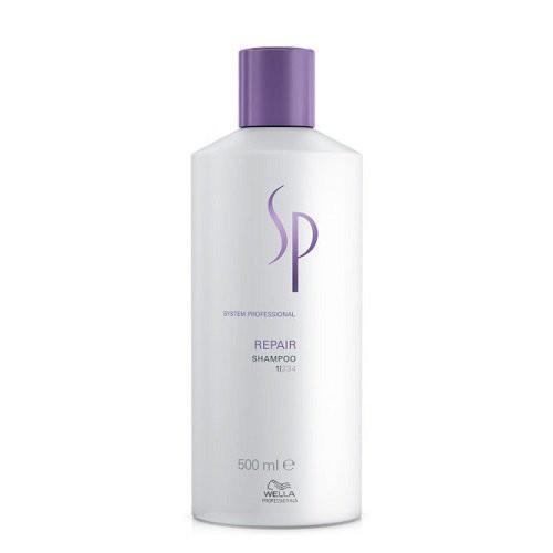 Wella SP Repair Plaukus atstatantis šampūnas 250ml