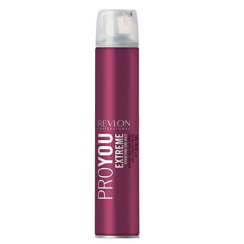 Revlon Professional Pro You Extreme Hairspray Stiprios fiksacijos plaukų lakas 500ml