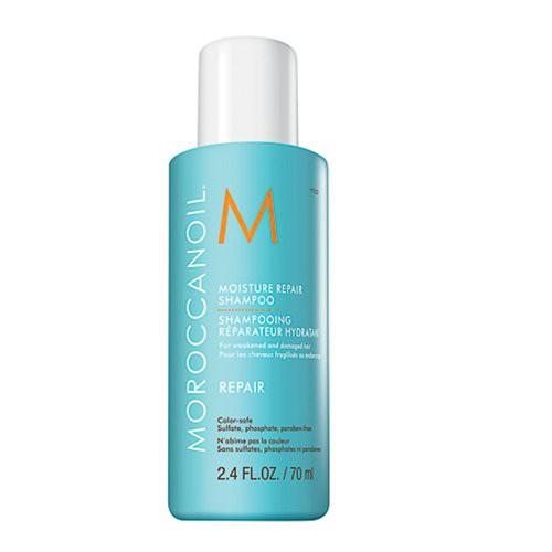 Moroccanoil Repair šampūnas su keratinu sausiems plaukams 70ml