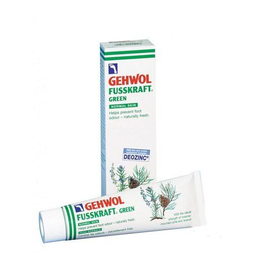 Gehwol Fusskraft Green Normalios pėdų odos kremas 75ml