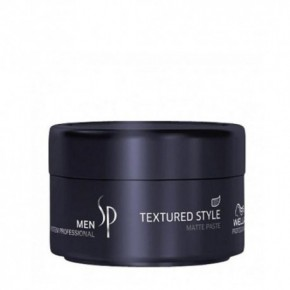 Wella SP Men Textured Style Matinė stilizavimo pasta 75ml