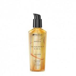 Indola Glamorous Oil Gloss Spindesio suteikiantis plaukų aliejus 75ml