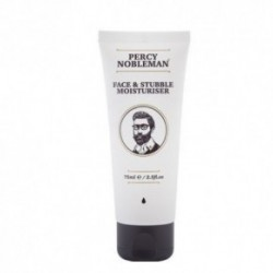 Percy Nobleman Face&Stubble Moisturiser Drėkinamasis veido ir barzdos srities kremas 75ml