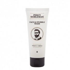 Percy Nobleman Face&Stubble Wash Veido ir barzdos srities prausiklis 75ml