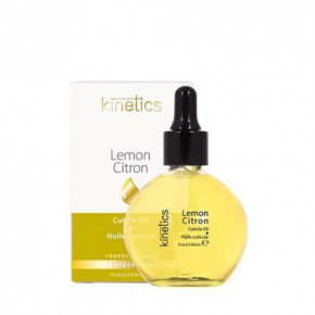 Kinetics Professional Cuticle Oil Lemon Aliejus nagų odelėms su citrinų aliejumi 75ml