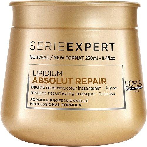L'Oréal Professionnel Absolut Repair Atkuriamoji labai pažeistų plaukų kaukė 250ml