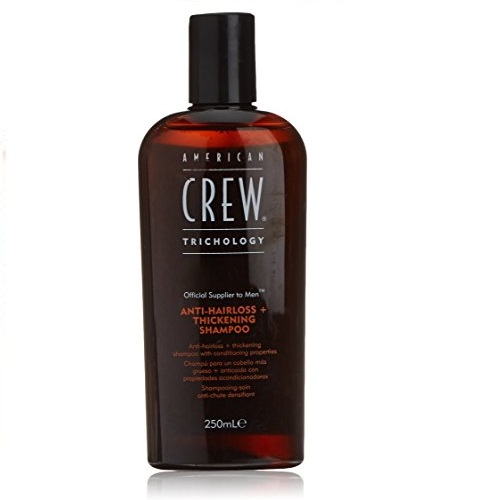 American Crew Recovery Anti-Hair Thickening Šampūnas nuo plaukų slinkimo 250ml