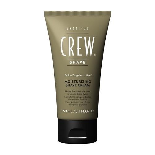 American Crew Moisturizing Shave Cream Drėkinantis skutimosi kremas 150ml
