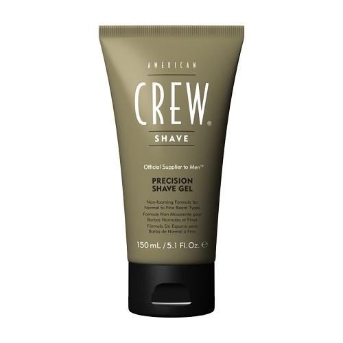 American Crew Precision Shave Gel Neputojantis skutimosi gelis 150ml