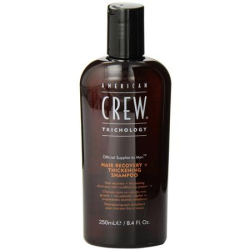 American Crew Recovery Thickening Šampūnas nuo plaukų slinkimo 250ml