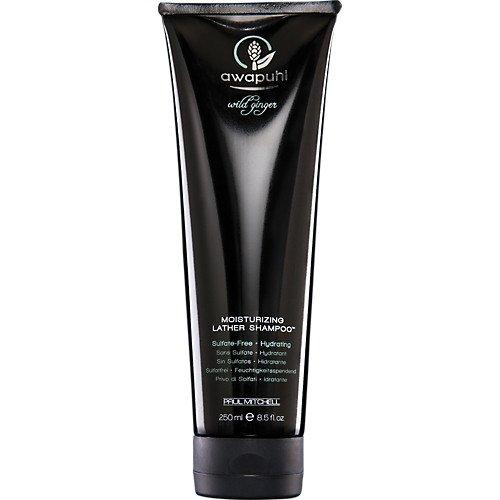 Paul Mitchell AWAPUHI WILD GINGER Atkuriamasis plaukų šampūnas su keratino baltymais, be sulfatų 250ml