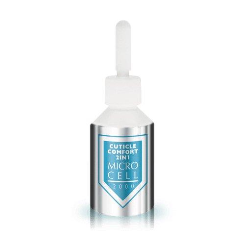Micro Cell Cuticle Comfort 2:1 Priemonė odelėms šalinti 15ml