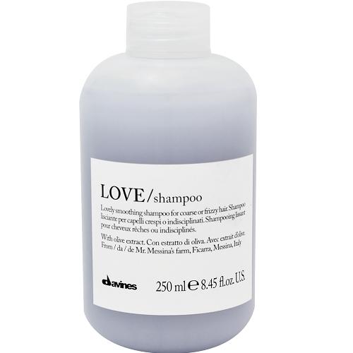 Davines Love smoothing Plaukus tiesinantis šampūnas 250ml