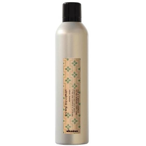 Davines Medium Hold Hairspray Vidutinės fiksacijos plaukų lakas 400ml