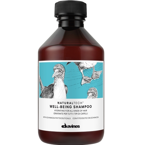 Davines Well-Being Kasdienis, drėkinantis šampūnas 250ml