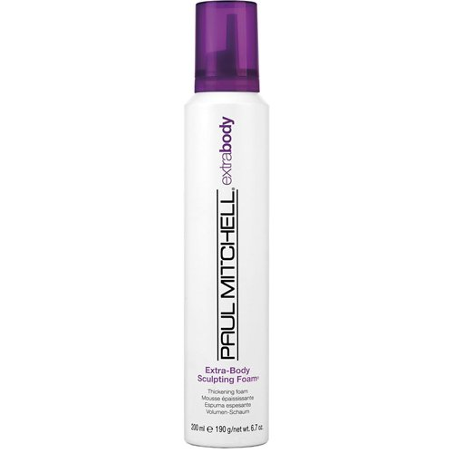 Paul Mitchell Extra-Body Sculpting Foam Plaukų apimtį didinančios putos 200ml