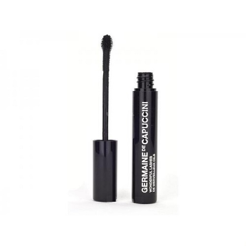 Germaine de Capuccini Wonderful Lashes Blakstienų tušas (Juodas)