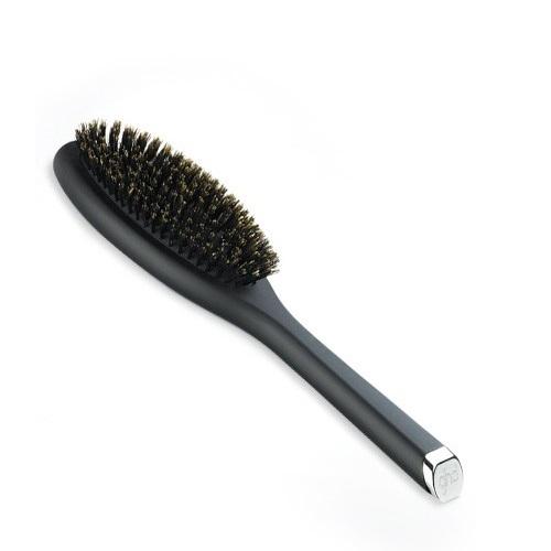 ghd Oval Brush Natūralių šerno šerių plaukų šepetys