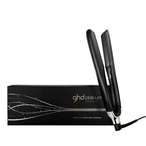 ghd Platinum Black Plaukų tiesintuvas - formavimo žnyplės
