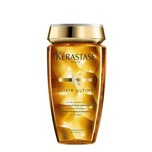 Kerastase Elixir Ultime Oloe-Complexe Valomasis visų tipų plaukų šampūnas 250ml