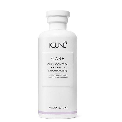 Keune  Care Line Curl Control Šampūnas garbanotiems plaukams 300ml