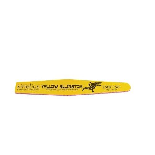 Kinetics Yellow Alligator 150/150 Dildė nagams