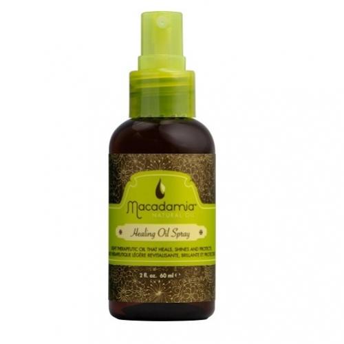 Macadamia Healing Oil Spray Purškiamas atstatomasis aliejus 60ml
