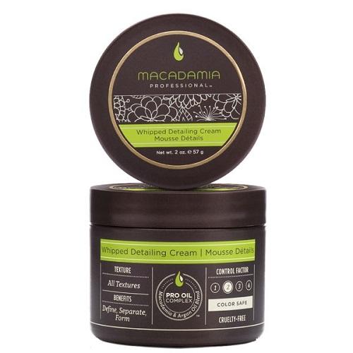 Macadamia Whipped Detailing Cream plaukų formavimo kremas 60ml