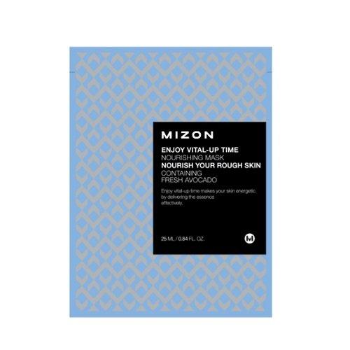 Mizon Enjoy Vital-Up Time Nourishing Maitinanti veido kaukė  25 ml