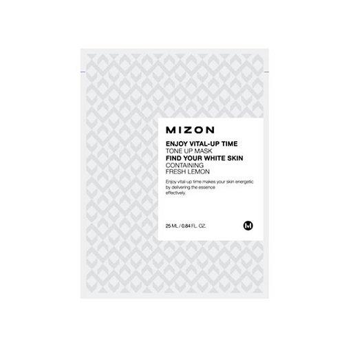 Mizon Enjoy Vital-Up Time Tone Up Tonizuojanti veido kaukė  25ml