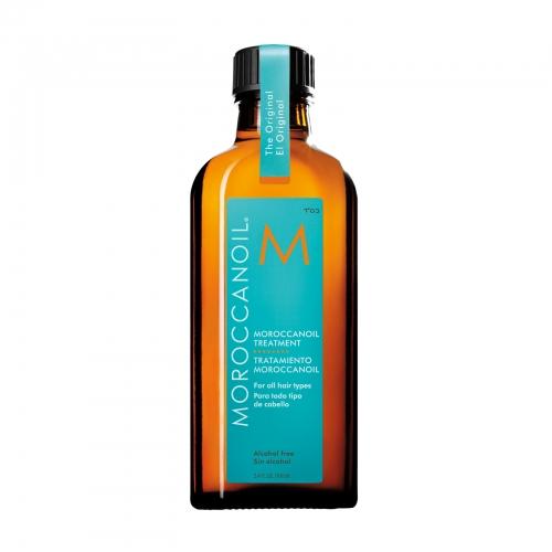 Moroccanoil Aliejus visų tipų plaukams + dovana  125ml