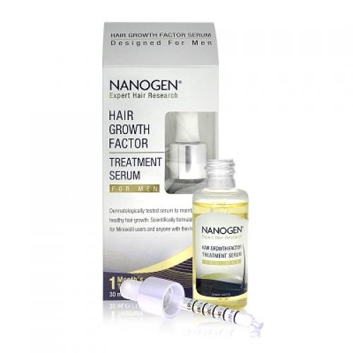 Nanogen Plaukų augimą skatinantis serumas vyrams 30ml