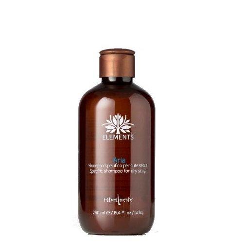 Naturalmente Aria - Oras. Aktyvusis serumas ir maitinantis šampūnas 250ml