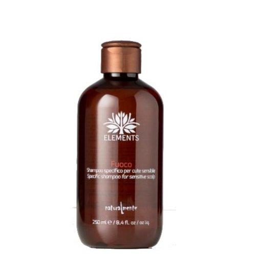 Naturalmente Fuoco Ugnis Aktyvusis serumas ir raminamasis šampūnas 250ml