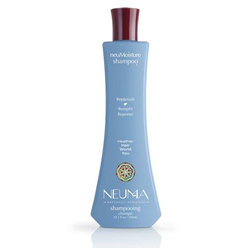 NEUMA neuMoisture Replenish Drėkinantis plaukų šampūnas 300ml