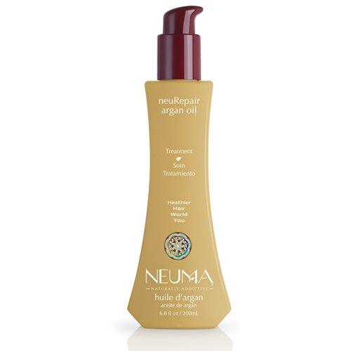 NEUMA neuRepair Strengthen Revitalize Argan Treatment Plaukus puoselėjanti priemonė su argano aliejumi 200ml