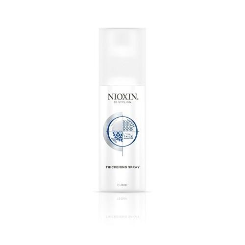 Nioxin Thickening Spray Plaukų apimtį didinantis purškalas  150ml
