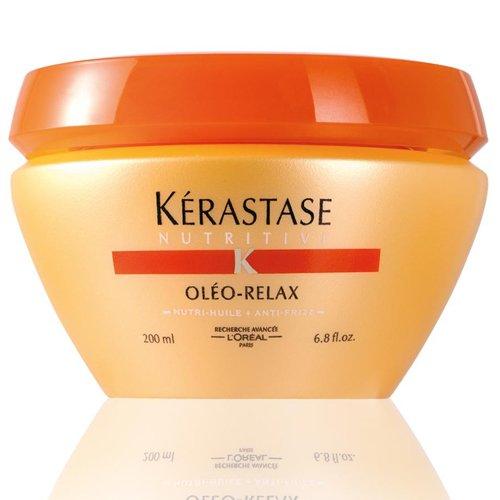 Kerastase Nutritive Oleo-Relax Sausų ir nepaklusnių plaukų kaukė 200ml