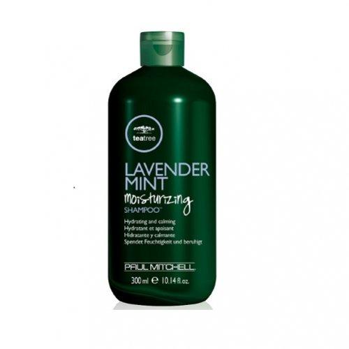 Paul Mitchell Lavender Mint Moisturizing Shampoo Drėkinantis, raminantis levandų šampūnas 300ml