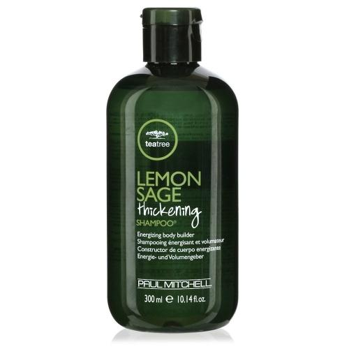 Paul Mitchell Lemon Sage Thickening Shampoo Storinantis plaukus šampūnas 300ml