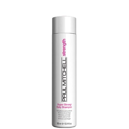 Paul Mitchell Super Strong Daily Shampoo Stiprinantis šampūnas pažeistiems plaukams 300ml