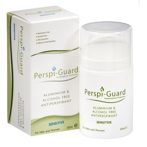 Perspi-Guard Perspi-Sensitive Hydrogeninis antiperspirantas 50ml