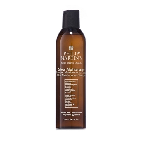 Plaukų šampūnas, specialiai sukurtas dažytiems ir pažeistiems plaukams. Paryškina ir atgaivina plaukų spalvą.
