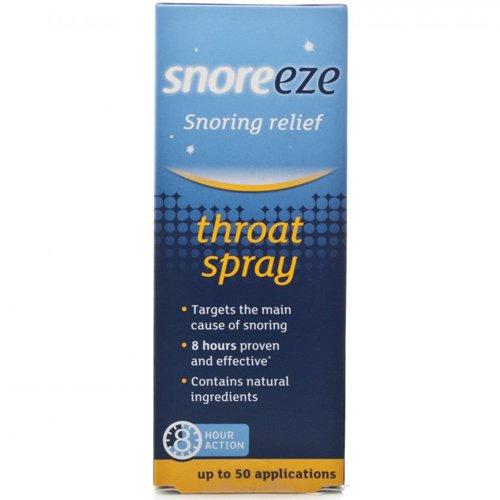 Snoreeze Priemonė nuo knarkimo purškiama į burną  23.5ml