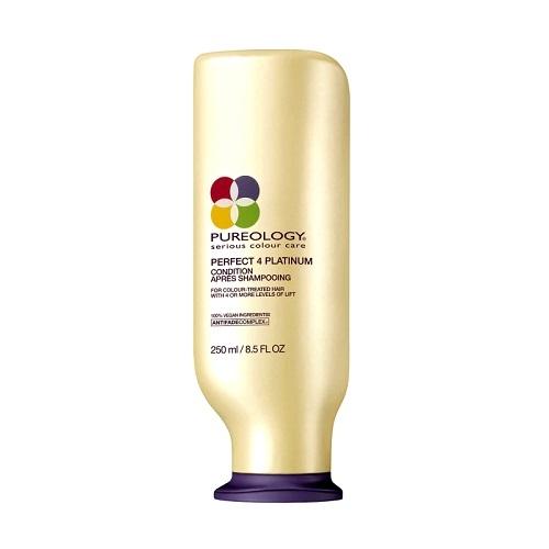 Pureology  Perfect 4 Platinum Šviesintų plaukų kondicionierius  250ml