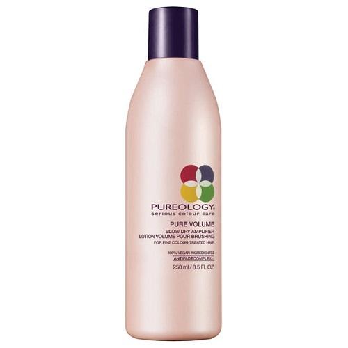 Pureology  Pure Volume Blow Dry Apimties suteikiantis kremas  250ml
