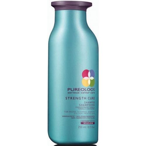 Pureology  Strength Cure šampūnas silpniems plaukams  250ml