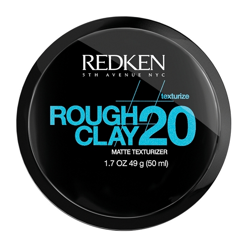 Redken Rough Clay 20 Modeliavimo molis plaukams 50ml