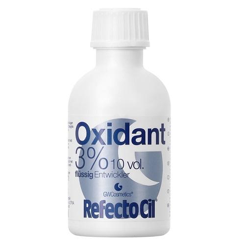RefectoCil Oxidant Oksidacinis skystis 10vol, 3% 50ml